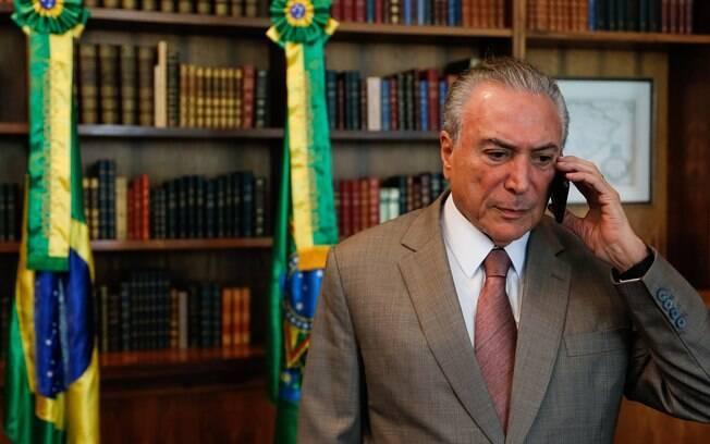 Joesley Batista acusou presidente Michel Temer de chefiar a