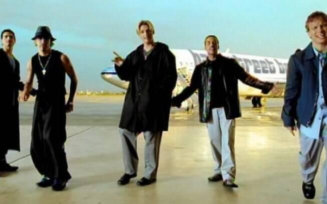 Cultura pop! Há 20 anos a banda Backstreet Boys lançava um dos seus maiores singles de sucesso I Want It That Way