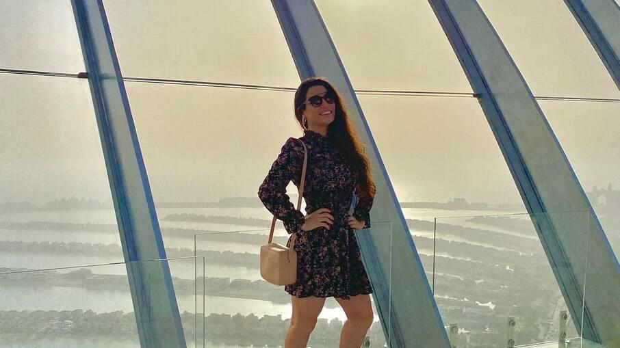 Raissa em Dubai