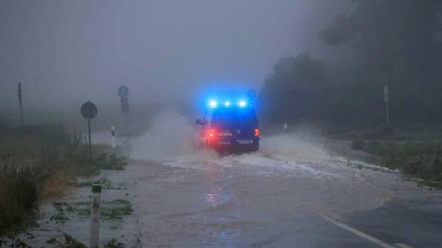 Onda de mau tempo mata mais de 30 pessoas na Alemanha e Bélgica