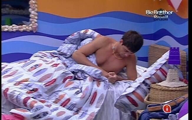 Brothers acordam, mas não querem levantar da cama