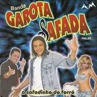 Capa: Banda Garota Safada Vol.2