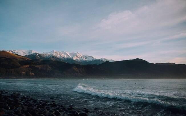 Lugares para viajar em 2019: Kaikoura, Nova Zelândia
