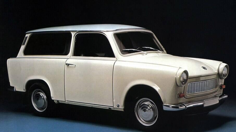 Trabant: lendário modelo alemão vem com motor de dois tempos refrigerado a ar e apenas 500 cc de cilindrada