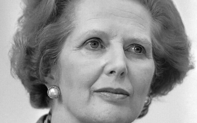 Assim como May, Margaret Thatcher tinha opiniões duras e participou do primeiro plebiscito