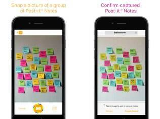 Disponível para iOS, aplicativo da 3M captura até 50 post-it em uma só foto, permitindo que o usuário controle suas anotações também no dispositivo móvel