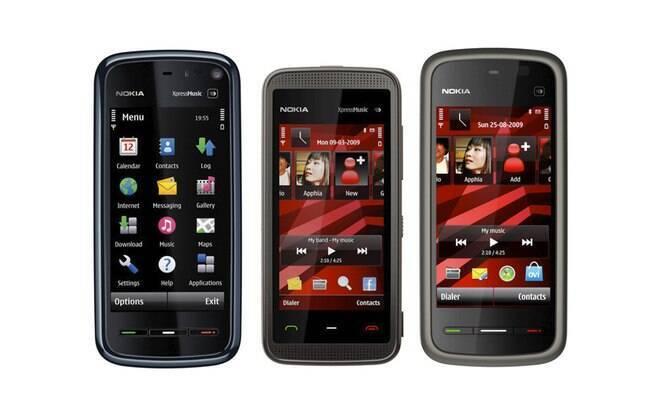 O Nokia 5230 foi vendido no Brasil por cerca de R$ 699