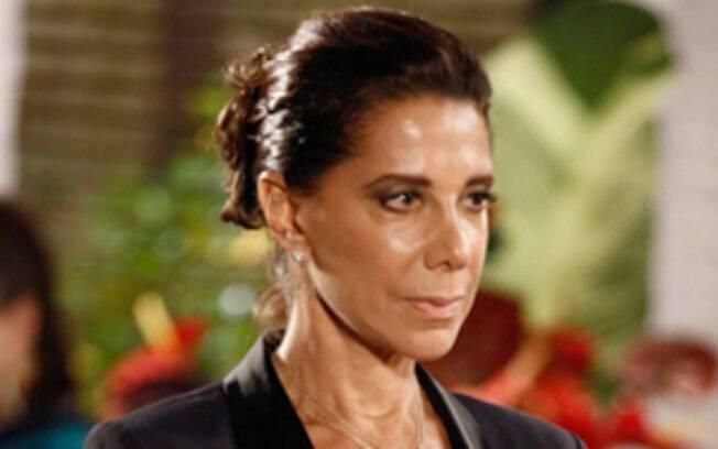 Angela Vieira vai dar vida à rica e arrogante Branca, casada com Ricardo