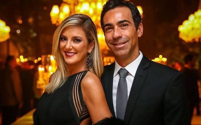 Gravidez de Ticiane Pinheiro não para a apresentadora