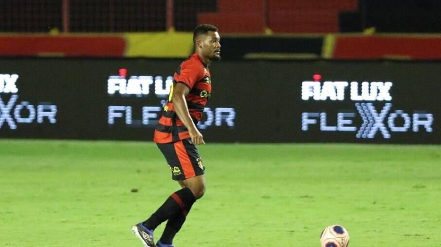 Sabino é um dos destaques do Sport na temporada
