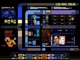 Star Trek para iPad