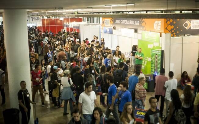 Para a edição 2018, os organizadores do CIEE estimam quebrar o recorde de público, atraindo 80 mil visitantes nos três dias
