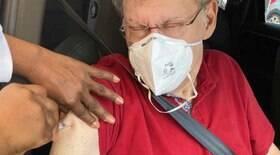 Milton Neves não recebe 2 dose da vacina