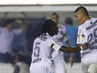 Alison afirmou que gol contra o Palmeiras marcou um dos dias mais felizes de sua vida