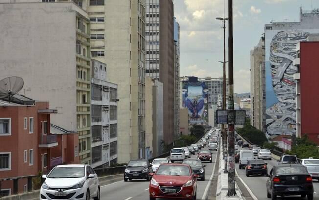 Enquanto prefeito, João Doria (PSDB) sancionou projeto para criação do Parque do Minhocão