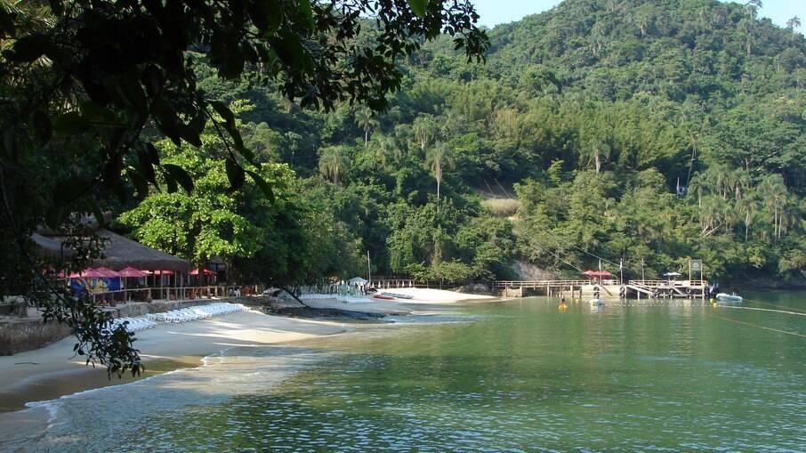 Mangaratiba é a opção mais próxima da capital para um bate e volta, e oferece belas atrações, como a Ilha de Jaguanum