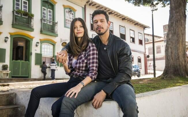 João Vicente de Castro e Vitória Strada serão os protagonistas de