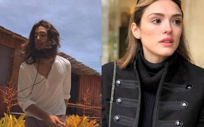Isabelle Drummond e Tiago Iorc se separaram após clipe com Bruna