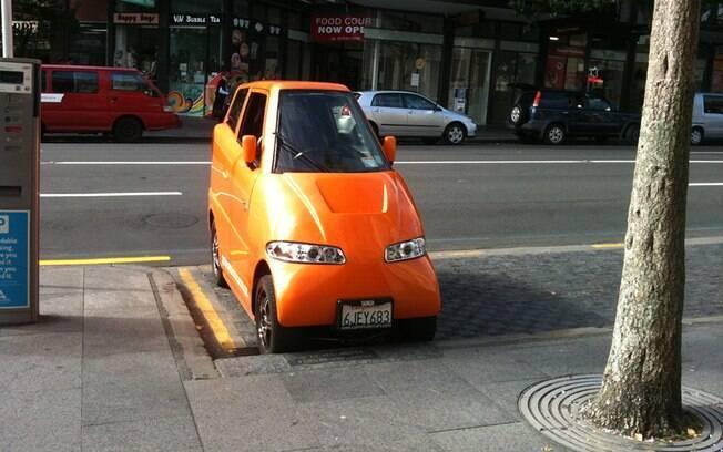 O Tango Commuter foi um dos maiores fracassos entre os carros pequenos. Era tão esperado que o ator George Clooney comprou a primeira unidade