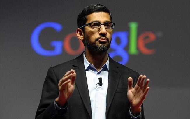 CEO do Google divulgou nota no qual estabelece parâmetros para uso da inteligência artificial