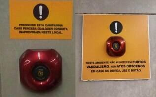 """Smart Fit instala botão contra """"conduta inapropriada"""" no banheiro; veja polêmica"""