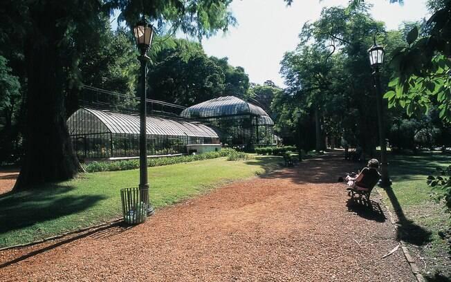 Jardín Botánico Carlos Thays tem mais de cinco mil espécies de plantas da Ásia, Europa e América do Sul