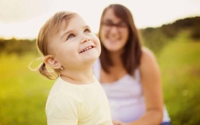 Um simples passeio pode ser uma diversão para os pequenos