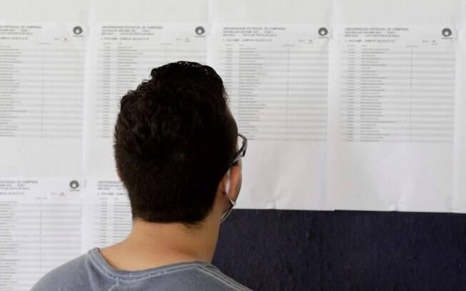 Unicamp divulga última lista de aprovados no Vestibular 2021