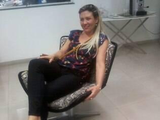 Claudineia trabalha para a Prefeitura de Ninheira