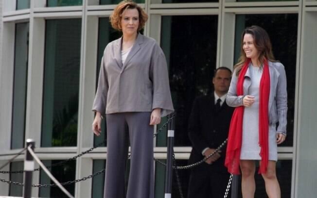 Fernanda Vasconcellos e Ana Beatriz Nogueira