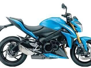 Nova Naked Suzuki GSX-S1000, para 2015