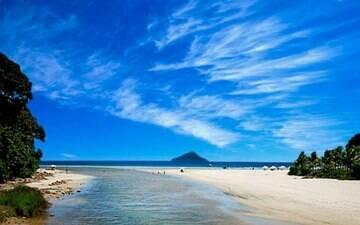 """Veja dicas para aproveitar essa """"praia família"""" no litoral norte de SP"""