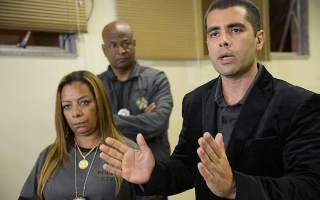 Dr. Bumbum e Maria de Fátima foram indiciados por homicídio qualificado e associação criminosa e tiveram as prisões provisórias decretadas