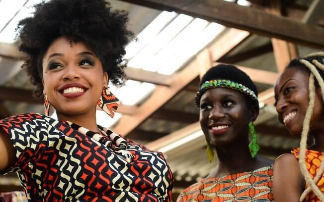 O evento apresentará criações com um diálogo entre ancestralidade afro e futurismo