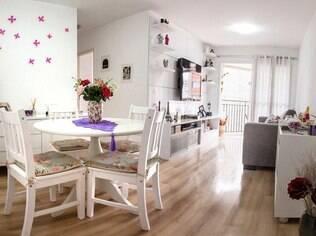 Apartamento de Camila Bohm