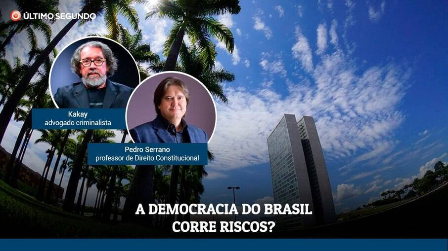 Advogados debatem sobre falas do presidente Jair Bolsonaro e atos de 7 de setembro