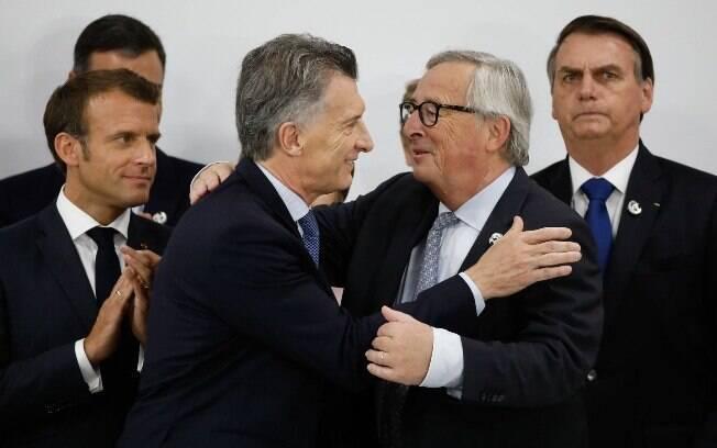 Coletiva Mercosul-UE