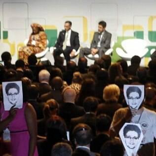 Realizado em São Paulo em abril de 2014, evento NetMundial pediu mais inclusão