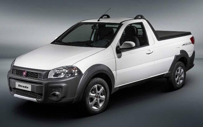 Fiat Strada Freedom 2019: Picape é a mais recente a se juntar à gama de versões, totalizando 7 versões