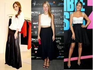 Qual foi a famosa mais bem-vestida?