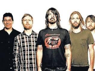 Estreia. O vocalista Dave Grohl vai comandar o Foo Fighters no primeiro show da banda em BH