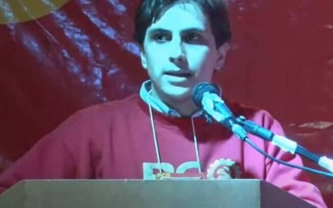 Henrique Simonard é candidato do PCO à Prefeitura do Rio