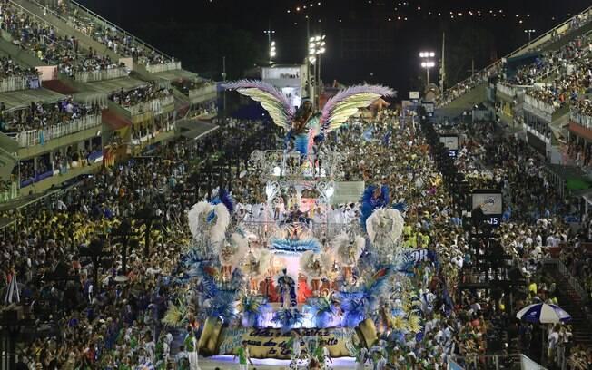 Campeã do carnaval carioca, Beija-Flor tem