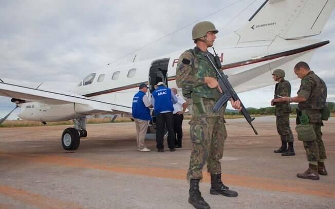 FAB passará a controlar e fortalecer fronteiras com radares