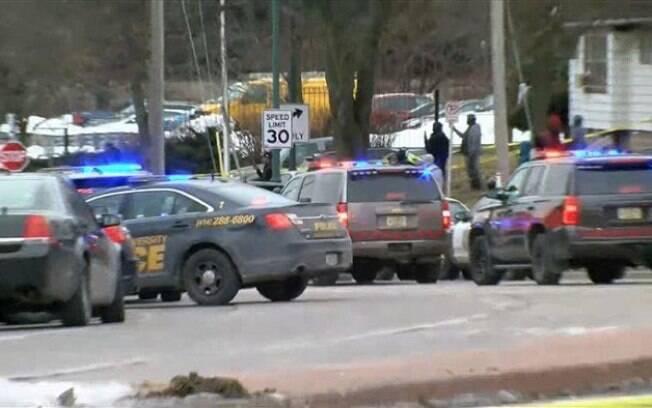 Ataque a tiros ocorreu no complexo de uma cervejaria