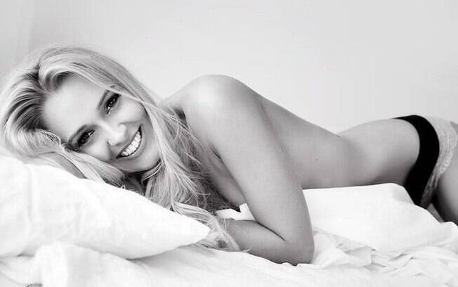 Rosie participará da campanha de lingerie de Britney Spears