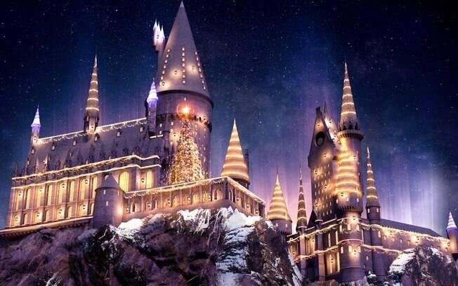 The Wizarding World of Harry Potter deixará os fãs emocionados no natal