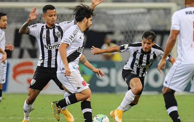 Vasco x Atlético-MG: prováveis times, desfalques, onde assistir e palpites