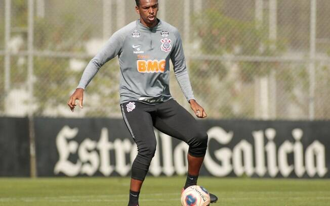 Corinthians treina forte