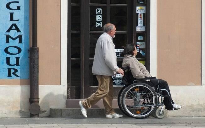Exercícios físicos previnem complicações circulatórias e obesidade em cadeirantes